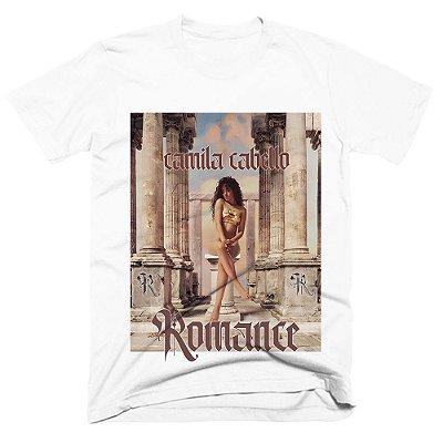 Camiseta Camila Cabello - Romance 2