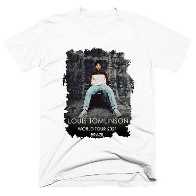 Camiseta Louis Tomlinson - World Tour 2021