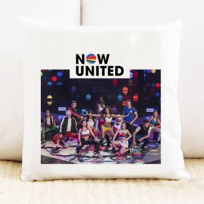 Almofada Now United 3
