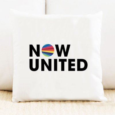 Almofada Now United 4
