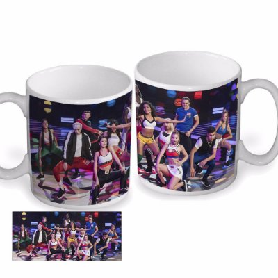 Caneca Now United 3