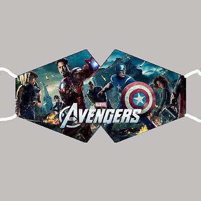 Máscara Avengers