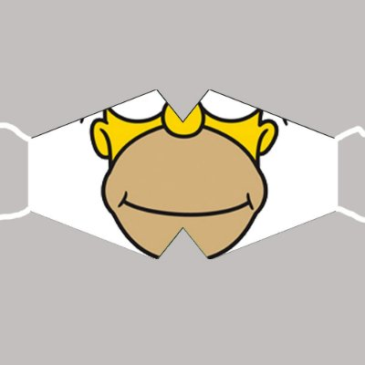 Máscara Homer Simpson