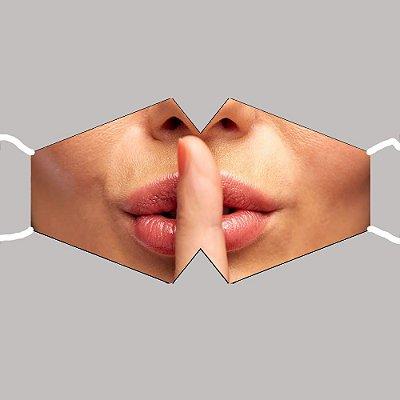 Máscara Silêncio