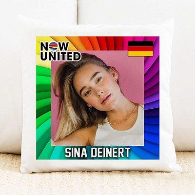 Almofada Now United - Sina Deinert