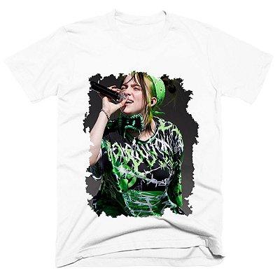 Camiseta Billie Eilish - Arte 2