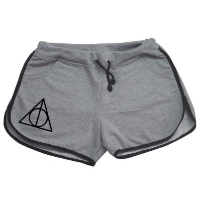 Shorts Harry Potter - Relíquas