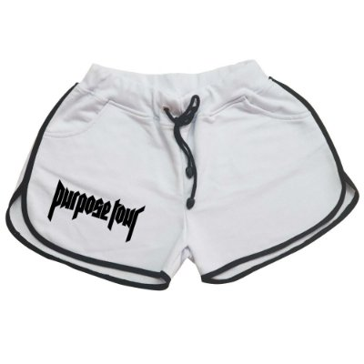 Shorts Justin Bieber - Purpose Tour