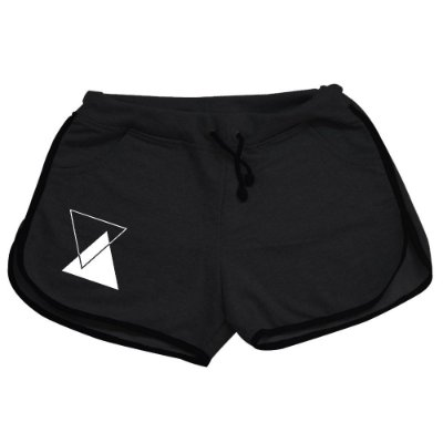 Shorts Sandy Júnior - Logo