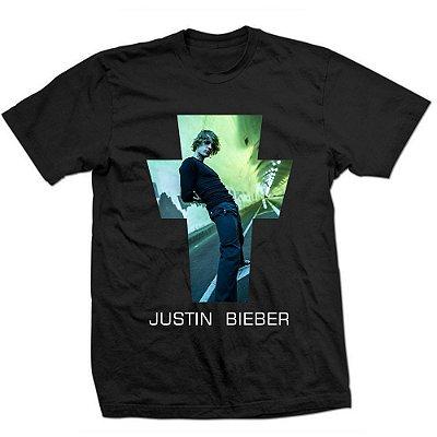 Camiseta Justin Bieber - Justice