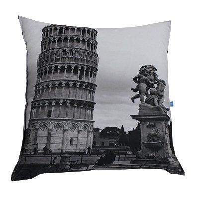 Capa Para Almofada Cidade PB Pisa 1016