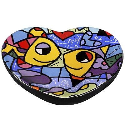 Saboneteira Fish - Romero Britto