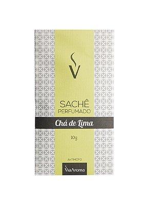 Sache Perfumado Chá de Lima 10g