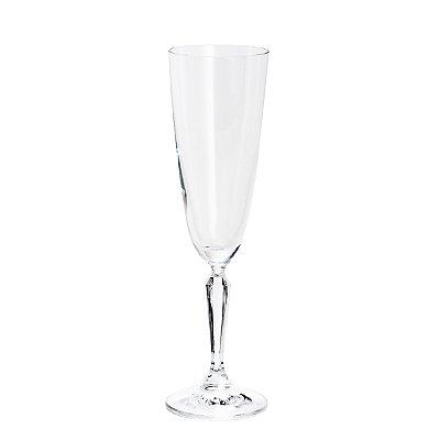 Conjunto 6 taças p/ champagne 170ml