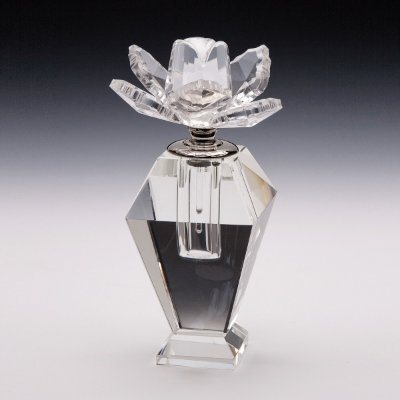 Mini frasco p/ perfume Rose