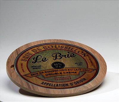 Prato giratório Le Brie