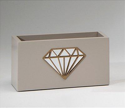 Porta controle Diamond - Pergaminho