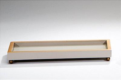 Aparador Leticia 25cm - Pergaminho