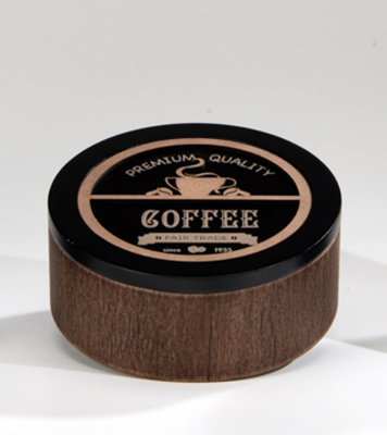 Caixa p/ cápsulas Coffee Club