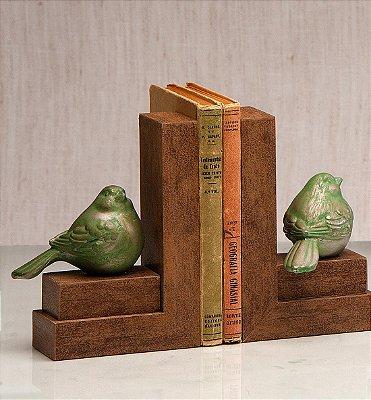 Segura livros Forest - Verde