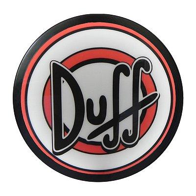Quadro redondo Duff luminoso