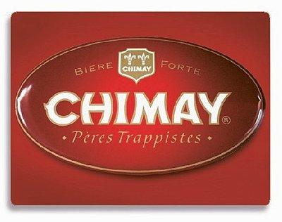 Placa Chimay Logo