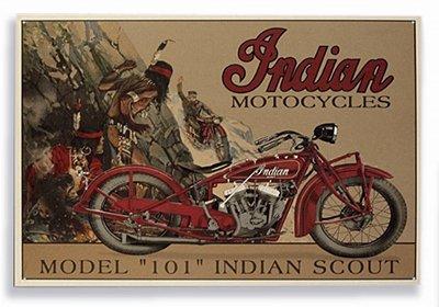 Placa Indian 101