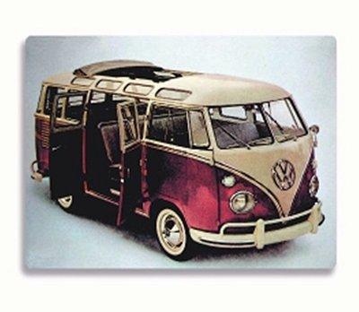 Placa Kombi Vintage
