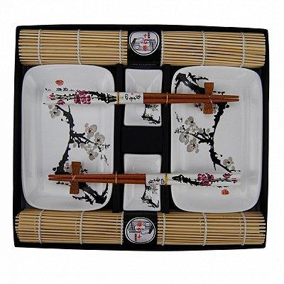 Kit de Comida Japonesa 2 pessoas