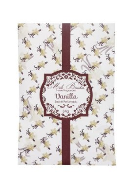 Sachê perfumado Vanilla 34g - 5 unidades