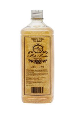 Refil sabonete Cereja e Avelã Dourado 1L