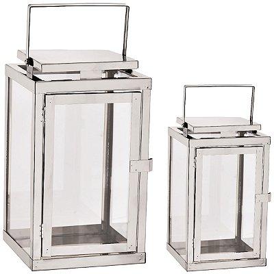 Kit Lanterna Prata