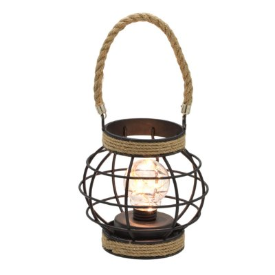 Luminária decorativa redonda