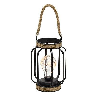Luminária decorativa 19cm