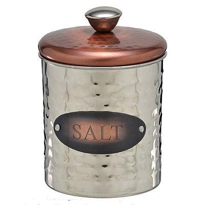 Pote Aço Inox Salt
