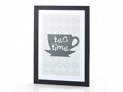 Quadro Tea Time P&B