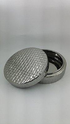 Caixa Redonda Silver M