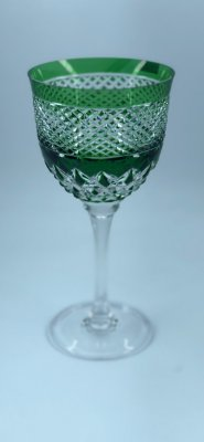 Taça p/ Vinho Branco Verde