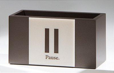 Porta Controles Pause
