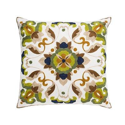 Almofada Ceramic Verde