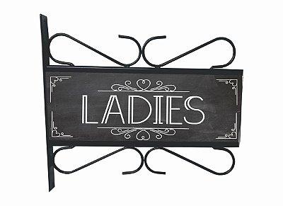 Placa Aramada Ladies