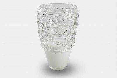 Vaso Supreme White 28,5cm