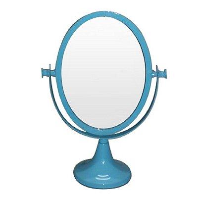 Espelho de Mesa Azul Romantic