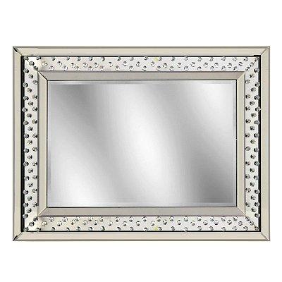Espelho de Parede c/ Pedras