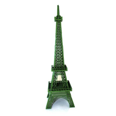 Torre Eiffel Verde 33 Cm