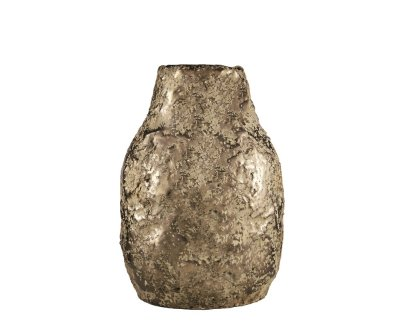Vaso Dourado 24cm