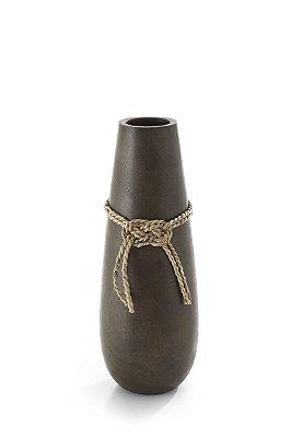 Vaso em madeira Knot M