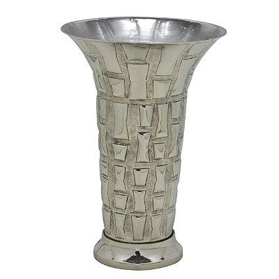 Vaso Metal Decorativo