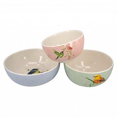 Conjunto de bowls - 3 peças