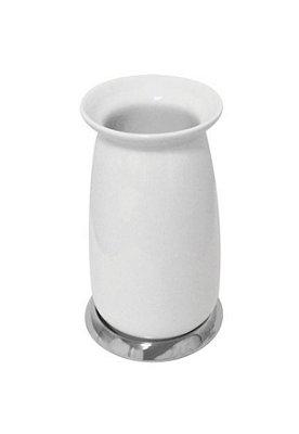 Porta Utensílios Porcelana